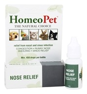 Nose Relief Liquid Drops For Pets