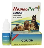 Cough Relief Liquid Drops For Pets