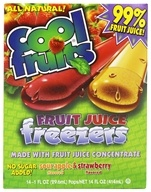 Cool Fruits Fruit Juice Freezers 14
