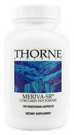 Thorne Research - Meriva-SR Curcumin Phytosome 500 mg. - 120 Vegetarian Capsules