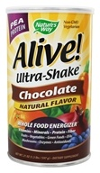 Alive Pea Protein Ultra-Shake Whole Food Energizer