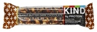 Kind Bar - Plus Protein Nutrition Bar Peanut Butter Dark Chocolate - 1.4 oz.