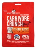 Carnivore Crunch Treats For Dogs