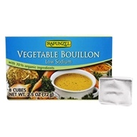 Vegetable Bouillon Vegan No Salt Added