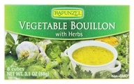 Vegetable Bouillon Vegan with Sea Salt & Herbs