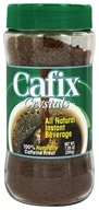 Cafix - Instant Beverage Crystals Coffee Substitute All Natural - 7.05 oz.