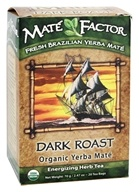 Organic Yerba Mate Energizing Herb Tea