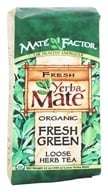 Organic Yerba Mate Loose Herb Tea