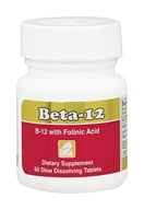Beta-12 Methylcobalamin with Folinic Acid