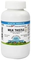 Milk Thistle Seed Meal Fresh Freeze-Dried