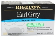 Black Tea Earl Grey Decaffeinated