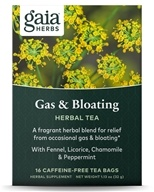 Gas & Bloating RapidRelief Herbal Tea