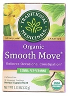 Smooth Move Herbal Tea Stimulant Laxative Caffeine Free with Senna