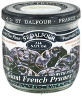 Super Plump Giant French Prunes with Pits