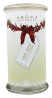 Wish Holiday Soy VegePure Square Glass Eco-Candle
