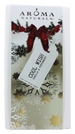 "Wish Holiday Soy VegePure Pillar Eco-Candle 3"" x 5"""
