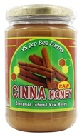 Raw Cinna Honey