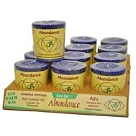 Aloha Bay - Chakra Energy Votive Candle Abundance - 2 oz.