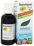 Bronchipret Syrup Herbal Supplement For Kids