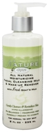 Nature All Natural Moisturizing Facial Cleansing Milk & Make-Up Remover