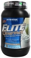 Elite Gourmet Protein Whey & Casein Blend Powder