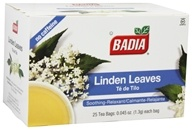 Linden Leaves Tea