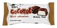Mini Coconut Bar Gluten-Free