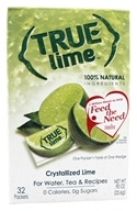 True Lime Crystallized Lime 32 x .8g Packets