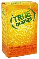 True Orange Crystallized Orange 32 x .8g Packets