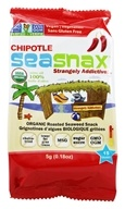 Premium Seasoned Seaweed Snack Grab & Go Spicy Chipotle