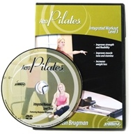 AeroPilates Level Three Integrated Workout with Marjolein Brugman DVD 05-9123D