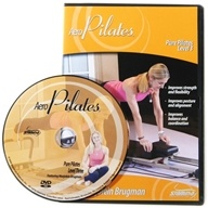 AeroPilates Level Three Pure Pilates Workout with Marjolein Brugman DVD 05-9125D