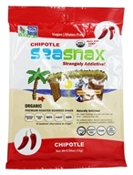 Premium Roasted Seaweed Snack Spicy Chipotle