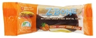 Z-Bones Natural Edible Dental Chews Regular