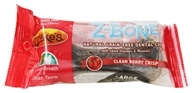 Z-Bones Natural Edible Dental Chews Large