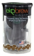Reusable K-Cup Coffee Filter for Keurig Single Cup Brewers