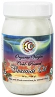 Organic Virgin Cold-Pressed Coconut Oil
