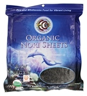Raw Certified Organic Nori Sheets