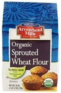 Organic Sprouted Wheat Flour