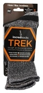 Bamboo Charcoal Socks Hiking Tall Small/Medium