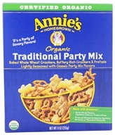 Organic Traditional Party Mix
