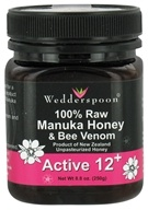 100% Raw Organic Manuka Honey & Bee Venom Active 12+