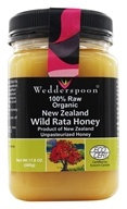 100% Raw Organic New Zealand Wild Rata Honey