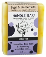 Handle Bar Handmade Natural Soap