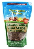 Flax Seeds Whole Organic