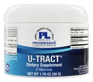 Progressive Laboratories - U-Tract D-Mannose Powder - 1.76 oz.