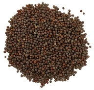 Mustard Seed Brown Whole Organic