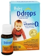 Liquid Vitamin D3 90 Drops for Infants