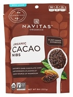 Cacao Nibs Certified Organic