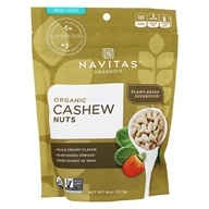 Raw Cashew Nuts Certified Organic